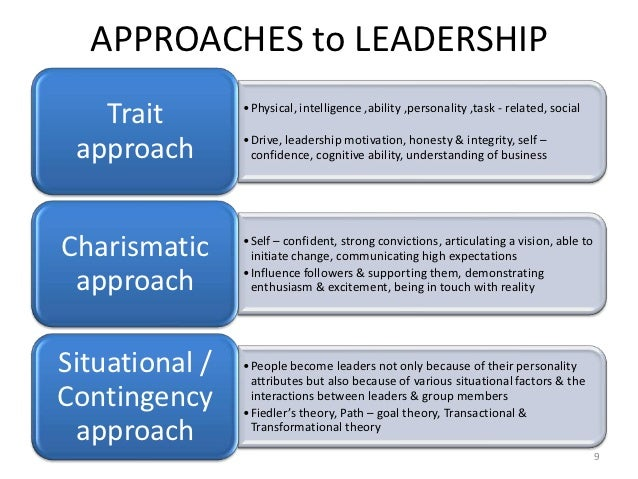 leadership approach Review paper: leadership styles  leadership styles affect on the employee performance  ethical approach,, 3 teleology ethical.