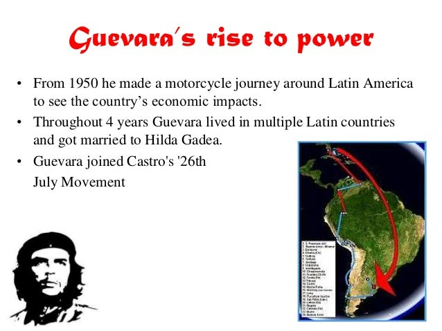 che guevara leadership analysis guevara s