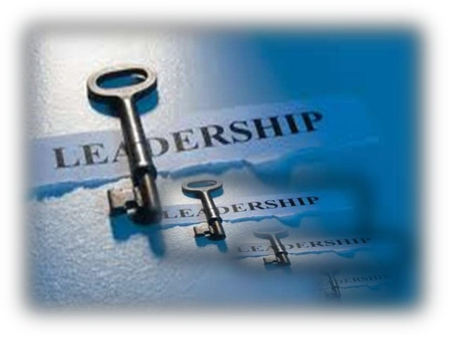 LEADERSHIP leadership is the art of motivating a group of people to act towards achieving a common goal.