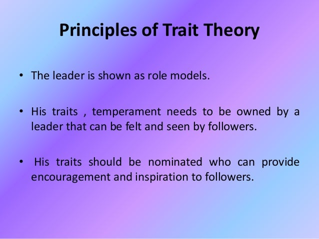 the principles of leadership as shown The five practices of exemplary leadership® model  leaders establish principles concerning the way people (constituents, peers, colleagues, and customers alike) should be treated and the way goals should be pursued.