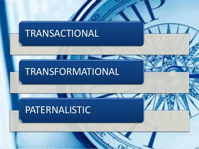 paternalistic management style What are the pros and cons of different management styles  in a paternalistic  management style, there is an authoritarian figure that is.