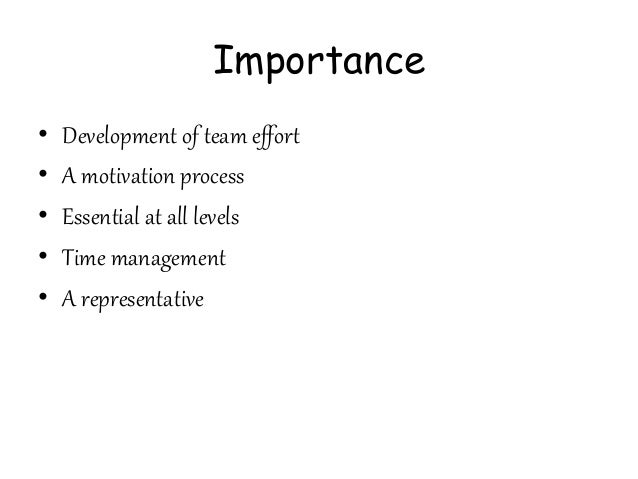 definition of leadership and its importance Leadership: meaning, characteristics and functions different situations may demand different types of leadership definitions: the importance of leadership.