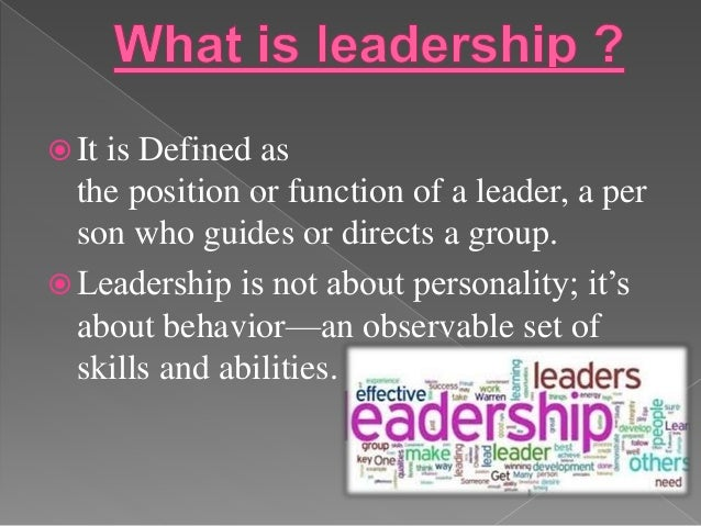 essay on an exemplary leader Introduction in every organization, leadership and management play a pivotal role in achieving the set goals and targets both the mangers and leaders in an organization strive to fulfill organization's mission and vision.