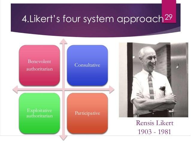 likert system 4