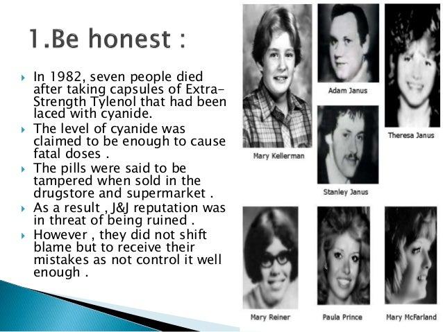Tylenol murders case study