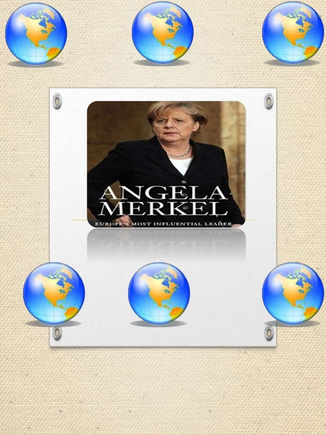 a discussion on the leadership qualities of angela merkel Even selecting the appropriate style for leadership these qualities should be in the leader to manage the organization  angela merkel of germany and more recently .