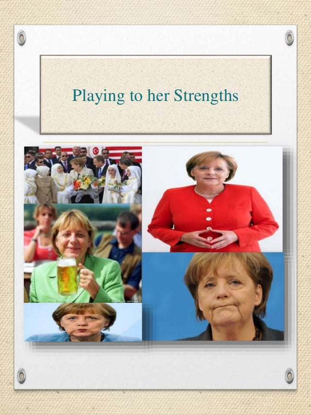 angela merkel s leadership style Angela merkel has an awkward job – to persuade the germans to have something new to offer in her fourth chancellor's term can a person who has been in the same position for the past 12 years change their leadership style.