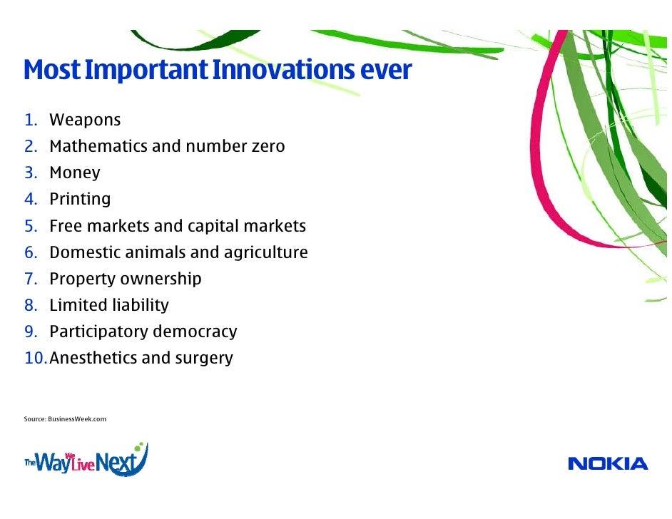 Leadership In Innovation Slide 3