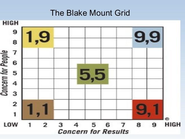 The Blake Mount Grid 17