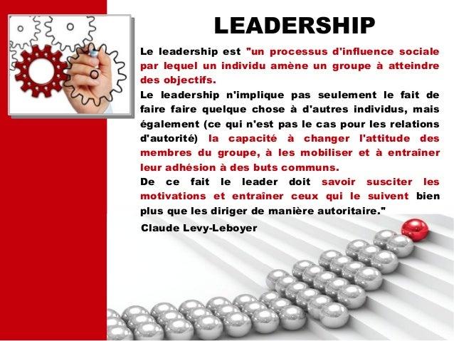 Leadership : 12 outils incontournables Slide 3