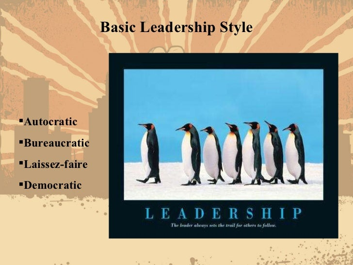 democratic leadership essay example The downside of autocratic leadership may lead to high turnover rate while a number of studies have shown that autocratic leadership can increase productivity, this positive result usually lasts only in the short term as it is normal for employees to work harder when placed under tight control.
