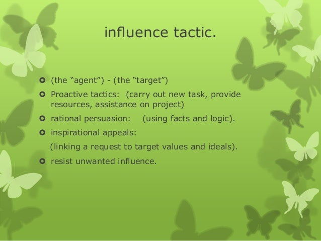 Proactive Tactics Checkpoint