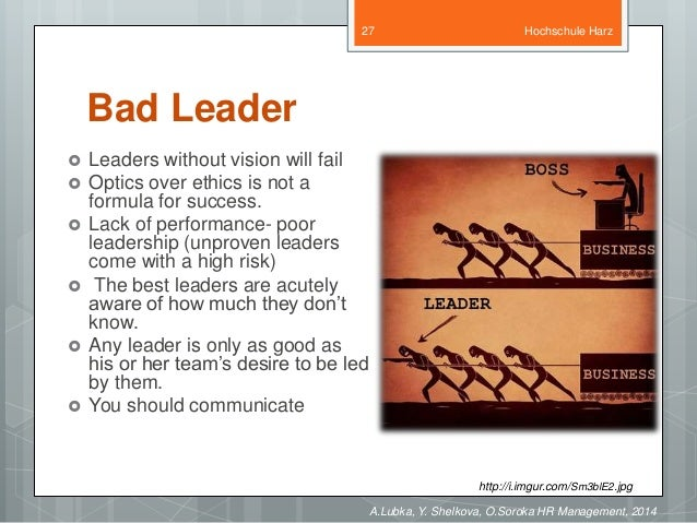 how to become a good leader pdf