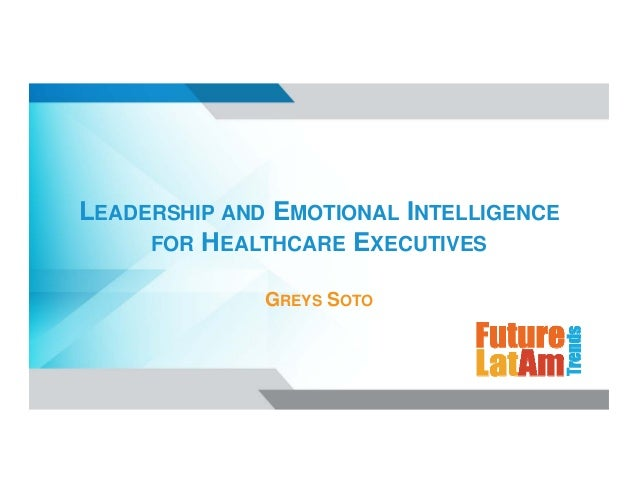 Cognitive emotional intelligence in healthcare