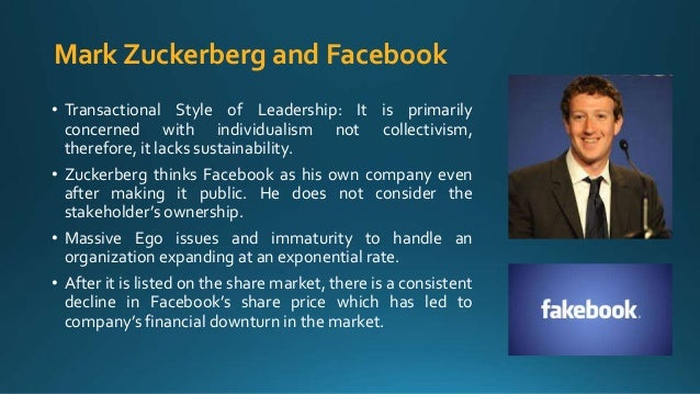 mark zuckerberg and his management style Management power and  style & design  mark zuckerberg, facebook's ceo, has seen his net worth soar as the social network's stock price has skyrocketed.