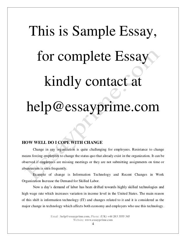 leadership and management essay sample  4 this technology