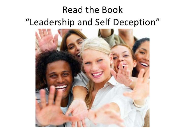 leadership and self deception summary pdf