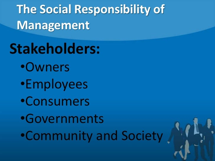 responsible leadership in a stakeholder society Maak, t (2007) responsible leadership, stakeholder engagement and the emergence of social capital journal of business ethics, 74, 329-343.