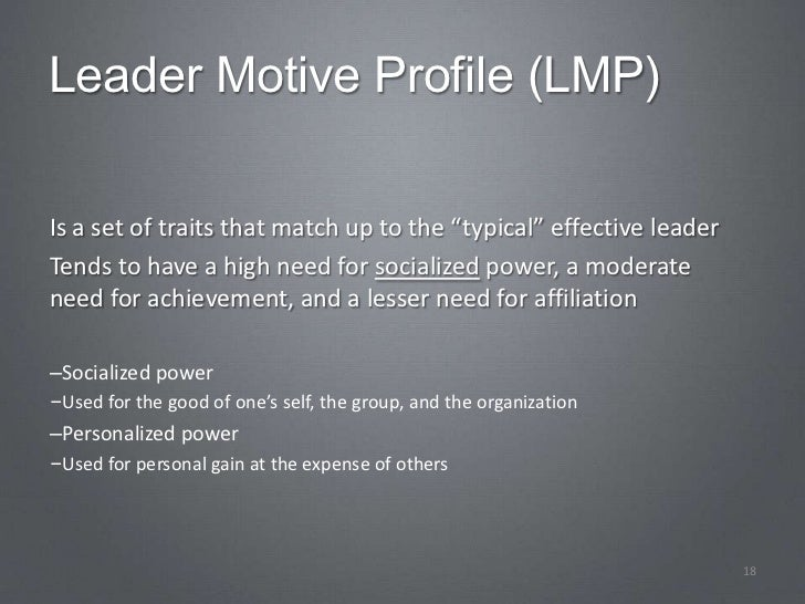 How to Write a Profile of a Leader