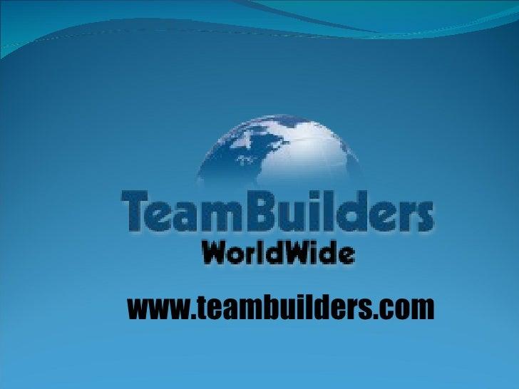 www.teambuilders.com