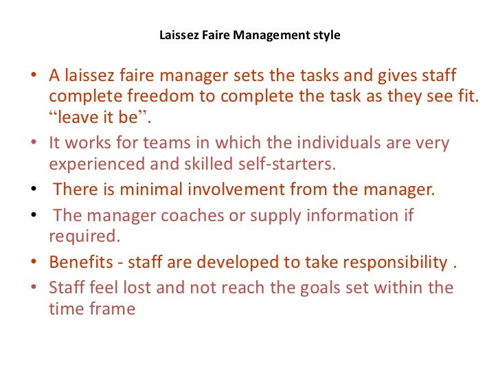 concept of leadership in management