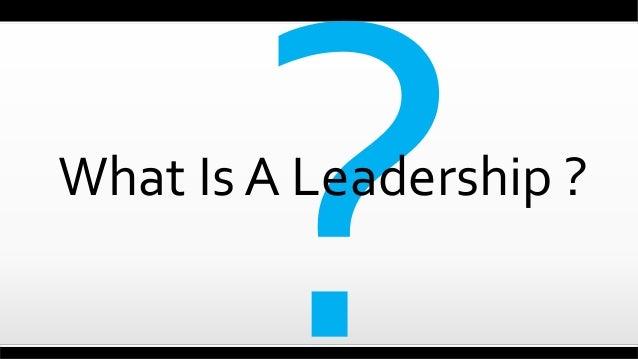 Leadership essentials (india) Slide 3