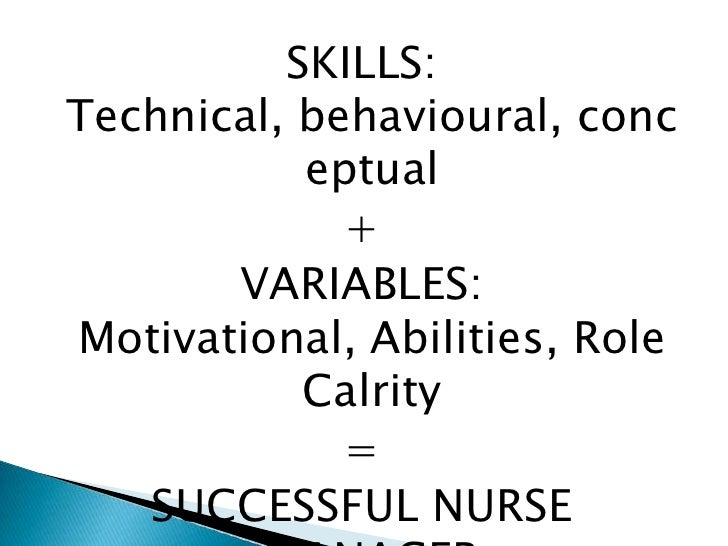 Leadership in Nursing (revised)