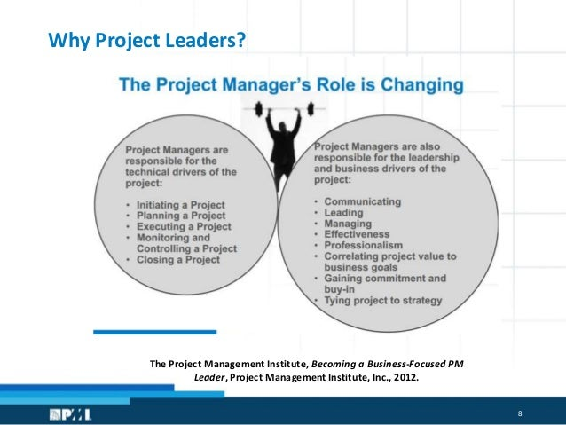 project management leadership book