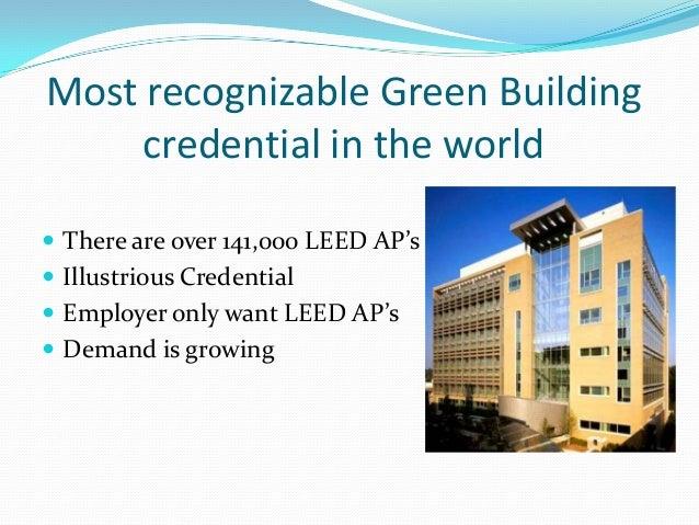 Leadership in energy & environmental design video