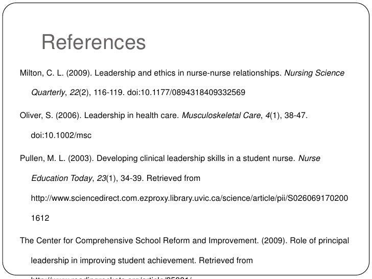 developing leadership in nursing exploring core factors british journal of nursing bjn 20 5 306 309 Full-text paper (pdf): developing leadership in nursing: exploring core factors developing leadership in nursing: exploring core factors article 306 british journal of nursing, 2011, v ol 20, no 5.