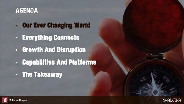 Leadership In Uncertain World Slide 2