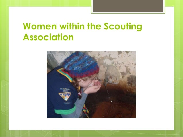Women within the Scouting Association