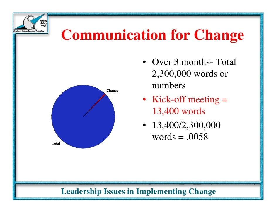 """leadership strategies for implementing change Or structure that leadership wants to happen  implement/institutionalize change  in the culture  """"knowing the requirements for strategic visioning will help."""