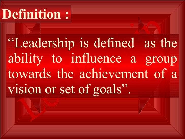 Leadership Latest Slide 2