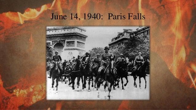 June 23, 1940: Hitler Visits Paris