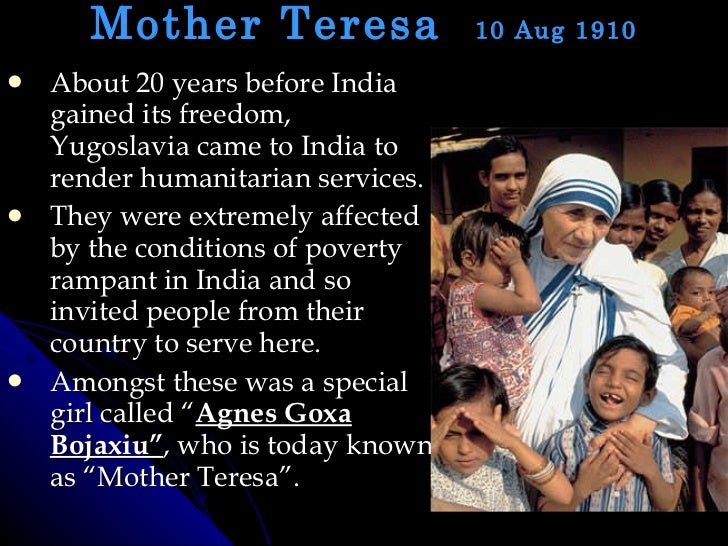 """mother teresa leadership Consider the following quotes from mother teresa, my leadership icon she was an expert on spiritual intelligence the one part of human capacity and intelligence that directs every other dimension of leadership this will take you from the level of effectiveness to the platform of greatness """"do not wait for."""