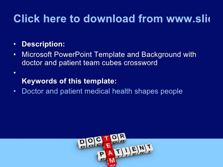 leadership medical power point templates