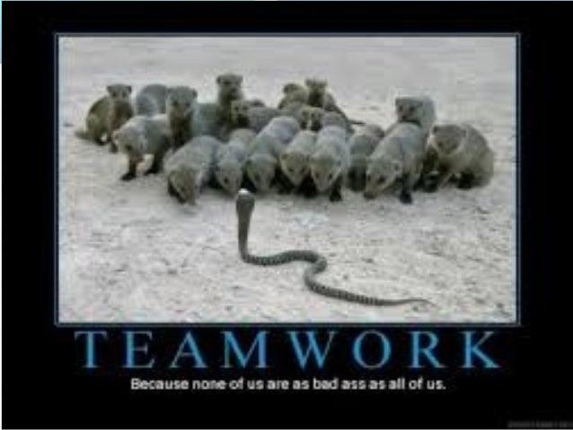 Leadership motivation and teamwork
