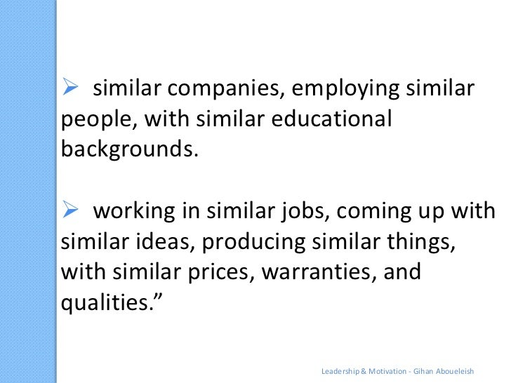 """"""" The surplus society has a surplus of similar companies, employing similarpeople, with similar educationalbackgrounds. ..."""