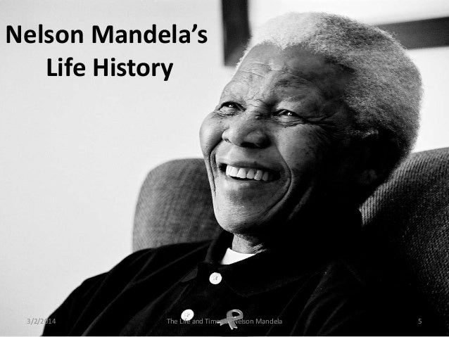 my role model nelson mandela essay Nelson mandela was awarded the world's children's prize 2005, and elected the wcp decade child rights hero 2009, for his lifelong struggle to free the children of.