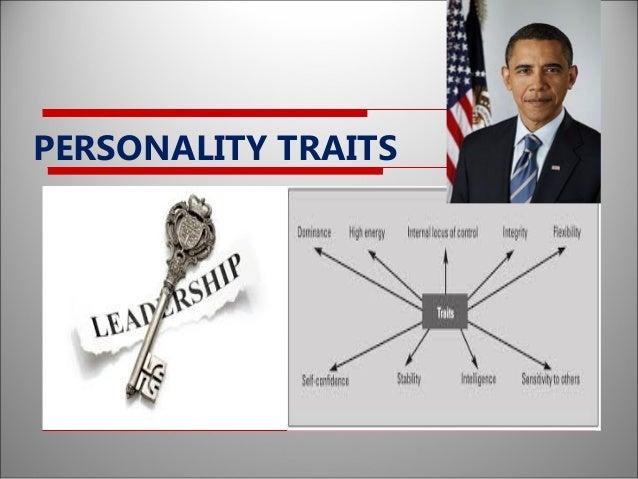 Leadership of barack obama