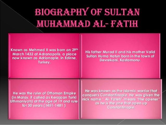 Kisah Muhammad Al Fatih Pdf