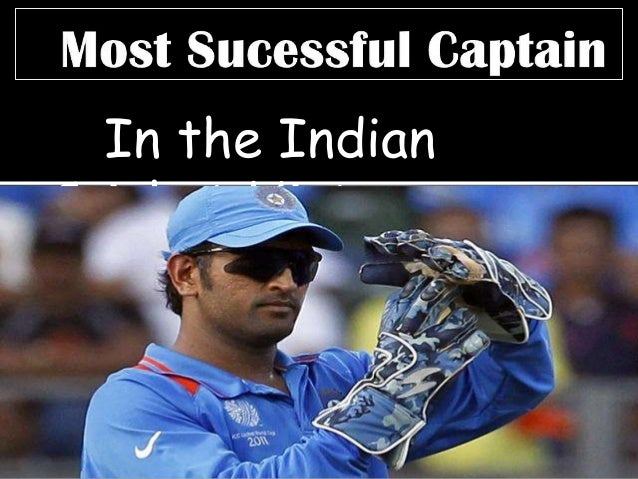 INTRODUCTION Name - MS Dhoni Birth Date - 7th July 1981 Born at - Ranchi, Jharkhand Position - Captain of Team Role - Wick...