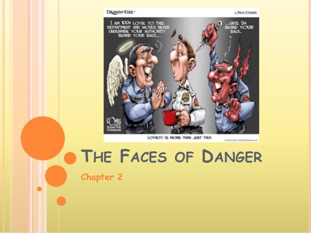 THE FACES OF DANGER Chapter 2