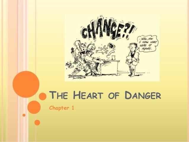 THE HEART OF DANGER Chapter 1