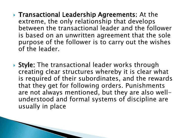 leadership outline Incorporate leadership in your project's change management processes define how your style of project leadership affects project resources and project success discover the power of the project alignment, a vision of success that is formulated with the stakeholder/sponsor expectations of project success.