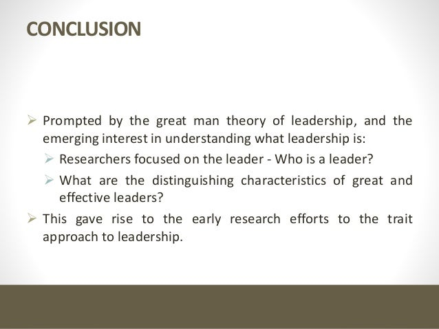 """great man theory essay The great man theory this term paper explains the leadership style of """"the great man theory"""", by thomas carlyle, a historian of nineteenth century the idea of the theory is leader and leadership."""