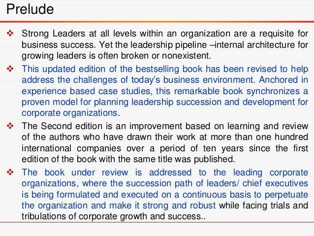 Leadership Pipeline Slide 3