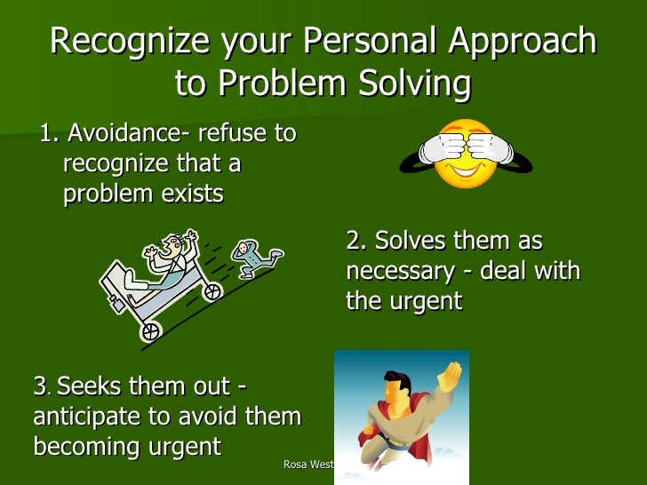 perceptual blocks problem solving obstacles We introduced the observational block and using humor in your problem-solving the emotional block whenever we suffer from obstacles which hinder.