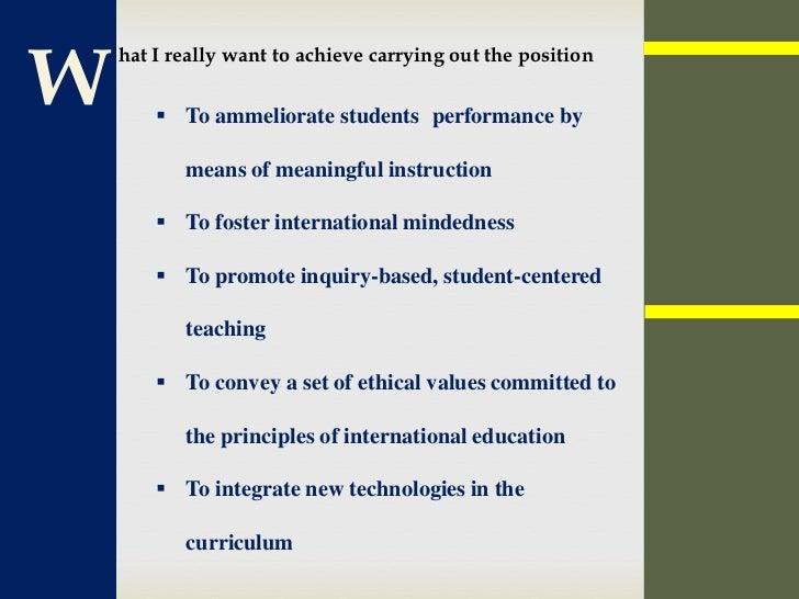 Leadership self assessment – Leadership Self Assessment